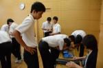 令和元年度体験入学<学業院中学校・平尾中学校>【44】