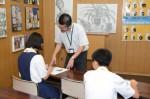 令和元年度体験入学<学業院中学校・平尾中学校>【47】