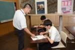 令和元年度体験入学<学業院中学校・平尾中学校>【49】
