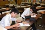令和元年度体験入学<学業院中学校・平尾中学校>【52】