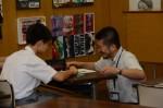 令和元年度体験入学<学業院中学校・平尾中学校>【53】
