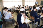 令和元年度体験入学<学業院中学校・平尾中学校>【56】