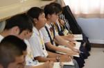 令和元年度体験入学<学業院中学校・平尾中学校>【58】