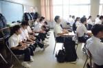 令和元年度体験入学<学業院中学校・平尾中学校>【62】