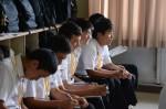 令和元年度体験入学<学業院中学校・平尾中学校>【63】