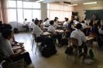 令和元年度体験入学<学業院中学校・平尾中学校>【66】