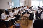 令和元年度体験入学<学業院中学校・平尾中学校>【68】