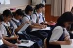 令和元年度体験入学<学業院中学校・平尾中学校>【69】