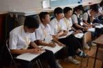 令和元年度体験入学<学業院中学校・平尾中学校>【70】