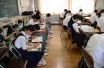 令和元年度体験入学<学業院中学校・平尾中学校>【74】