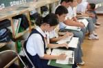 令和元年度体験入学<学業院中学校・平尾中学校>【77】