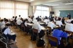 令和元年度体験入学<学業院中学校・平尾中学校>【78】