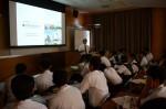 令和元年度体験入学<学業院中学校・平尾中学校>【81】