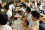 令和元年度体験入学<学業院中学校・平尾中学校>【83】