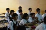令和元年度体験入学<学業院中学校・平尾中学校>【85】