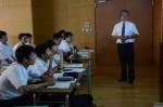 令和元年度体験入学<学業院中学校・平尾中学校>【86】