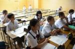 令和元年度体験入学<学業院中学校・平尾中学校>【87】