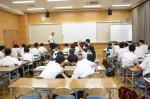 令和元年度体験入学<学業院中学校・平尾中学校>【89】