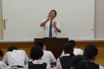 令和元年度体験入学<学業院中学校・平尾中学校>【90】