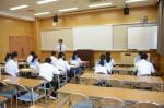 令和元年度体験入学<三輪中学校>【2】