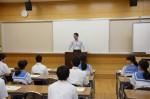 令和元年度体験入学<三輪中学校>【5】