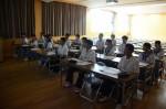 令和元年度体験入学<三輪中学校>【9】