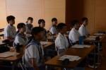 令和元年度体験入学<三輪中学校>【11】