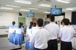 令和元年度体験入学<三輪中学校>【15】