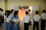 令和元年度体験入学<三輪中学校>【18】