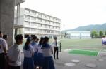 令和元年度体験入学<三輪中学校>【19】