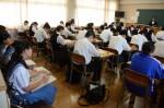令和元年度体験入学<三輪中学校>【23】