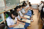 令和元年度体験入学<三輪中学校>【24】