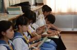 令和元年度体験入学<三輪中学校>【25】