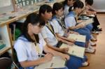 令和元年度体験入学<三輪中学校>【26】