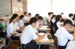 令和元年度体験入学<三輪中学校>【30】