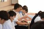 令和元年度体験入学<三輪中学校>【31】