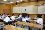 令和元年度体験入学<三輪中学校>【34】