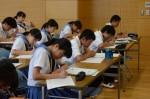 令和元年度体験入学<三輪中学校>【36】