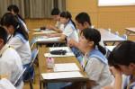 令和元年度体験入学<三輪中学校>【38】