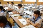令和元年度体験入学<三輪中学校>【40】