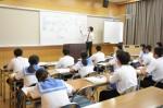 令和元年度体験入学<三輪中学校>【45】