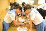 令和元年度体験入学<三輪中学校>【48】
