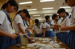 令和元年度体験入学<三輪中学校>【52】