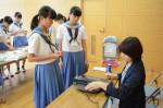 令和元年度体験入学<三輪中学校>【56】