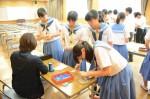 令和元年度体験入学<三輪中学校>【59】