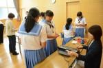 令和元年度体験入学<三輪中学校>【60】