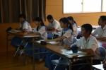 令和元年度体験入学<三輪中学校>【63】