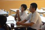 令和元年度体験入学<三輪中学校>【65】