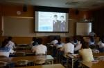 令和元年度体験入学<三輪中学校>【67】
