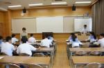 令和元年度体験入学<三輪中学校>【70】